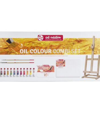 Talens Art Creation 12ml Oil Paint Set 17/Pkg-Combo