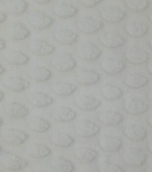 Sherpa Faux Fur Jacquard Fabric-Cream