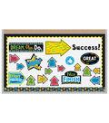 Bold Strokes Phrases Bulletin Board Set