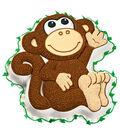 Wilton 3D Cake Pan-Monkey