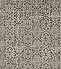 Optimum Performance Multi-Purpose Decor Fabric 54\u0027\u0027-Pewter Geometrics