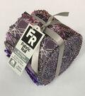 Jelly Roll Cotton Fabric Pack 2.5\u0027\u0027x42\u0027\u0027-Light Purple