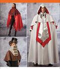 Simplicity Patterns 1040A Adult Cape Costumes-Size XS-S-M-L-XL