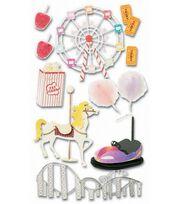 Jolee's Boutique Le Grande Stickers-Carnival, , hi-res