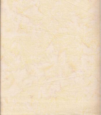 Batik Cotton Fabric-Tonal Ivory