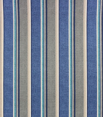 Solarium Outdoor Decor Fabric 54''-Denim Sovaro