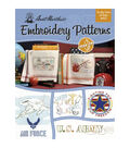 Aunt Martha\u0027s In The Line Of Duty Embroidery Patterns Book