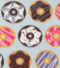 Anti-Pill Fleece Fabric 59\u0022-Delicious Doughnuts
