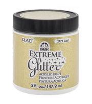 FolkArt Extreme Glitter 5 fl. oz. Acrylic Paint, , hi-res