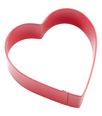 Red Heart Cookie Cutter 12pk