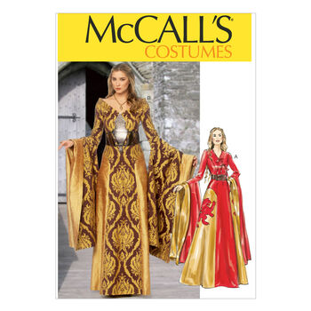 McCall's Misses Costumes-M6940