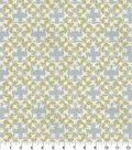 Home Decor 8\u0022x8\u0022 Fabric Swatch-Waverly Courtyard SD Gilded