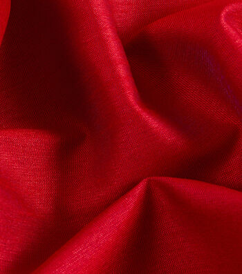 Yaya Han Cosplay Dual Fantasy Dupioni Fabric 54''-Red