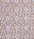 Keepsake Calico Cotton Fabric 43\u0022-Winter White Medallion Blender