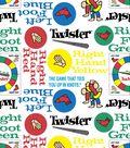 Twister Fleece Fabric 59\u0022-Twister