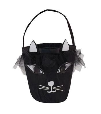 Maker's Halloween Cat Trick or Treat Bag