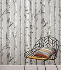 WallPops NuWallpaper Peel & Stick Wallpaper-Mountain Birch