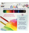 Color In Watercolor Pencil Set 24pcs