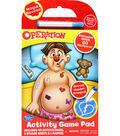 Hasbro Gaming Operation Activity Game Pad