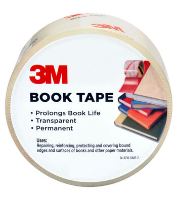 "3M Scotch Book Tape-1.83""X15yd"