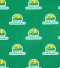 Seattle Supersonics Fleece Fabric-Badge