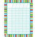Creative Teaching Press Stripes & Stitches Incentive Chart 6pk