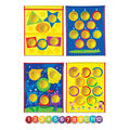 Learning Resources Smart Toss Colors, Shapes & Numbers Bean Bag Game
