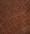 Home Decor 8\u0022x8\u0022 Fabric Swatch-Jaclyn Smith Internet Brick