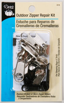 Dritz Outdoor Zipper Repair Kit