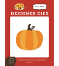 Carta Bella Dies-Layered Pumpkin