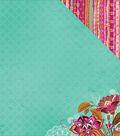 Bombay Sunset Double-Sided Cardstock 12\u0022X12\u0022-Mumbai