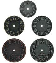 Tim Holtz Idea-Ology Timepieces Clock Faces, , hi-res