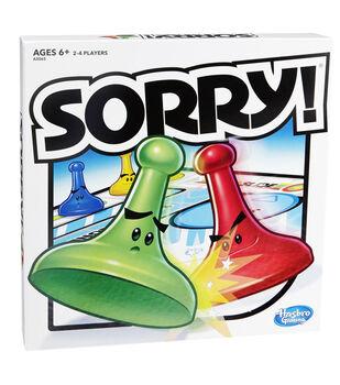 Hasbro Gaming Sorry! Game Kit