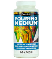 DecoArt 16 fl. oz. Pouring Medium, , hi-res