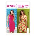 Mccall Pattern K3985 All Sizes -Kwik Sew Pattern