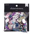 hildie & jo Flatback Colored Rhinestones & Navettes