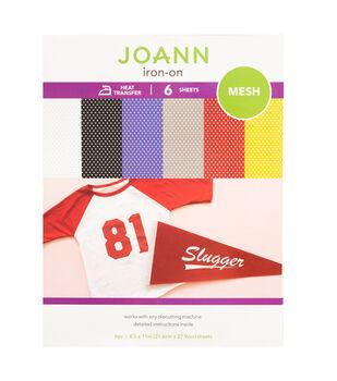 Iron-On Vinyl - Cutting Materials | JOANN