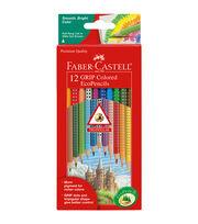 GRIP Colored EcoPencils-12/Pkg, , hi-res