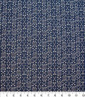 Quilter\u0027s Showcase Cotton Fabric-Arrows on Navy