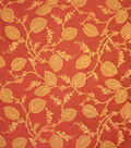 Home Decor 8\u0022x8\u0022 Fabric Swatch-Upholstery Fabric Barrow M6800-5282 Cinnabar