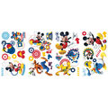 York Wallcoverings Peel & Stick Wall Decals-Mickey Mouse Clubhouse Caper