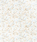 Home Decor 8\u0022x8\u0022 Fabric Swatch-SMC Designs Breeze / Sandbar-Jcp