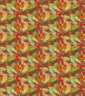 SMC Designs Upholstery Fabric 54\u0022-Bidding/Fireball