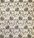 Home Decor 8\u0022x8\u0022 Fabric Swatch-Upholstery Fabric Eaton Square Samson Navy