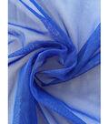 Casa Collection Super Stretch Mesh Fabric -Dazzling Blue