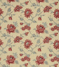 Home Decor 8\u0022x8\u0022 Fabric Swatch-French General Catalog Rouge