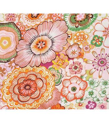 """Alexander Henry Premium Quilt Fabric 45""""-Heath Sienna"""
