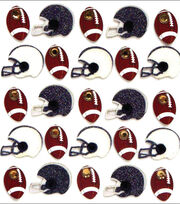 Jolee's Boutique Dimensional Mini Repeats Stickers-Footballs And Helmets, , hi-res