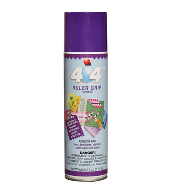 Odif USA 404 Spray & Fix 6.11 oz. Ruler Grip Adhesive