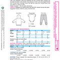 Kwik Sew Pattern K3811 Infants\u0027 Casual Outfits